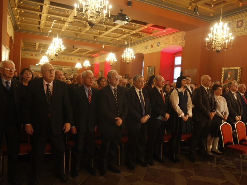 A. Brazausko inauguracijos metinės