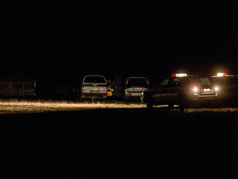 Kauno rajone sušaudyta šeima