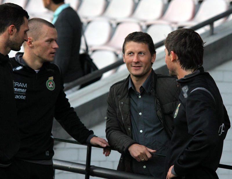Lietuvos futbolo rinktinės laukia išskirtinis derbis Latvijoje