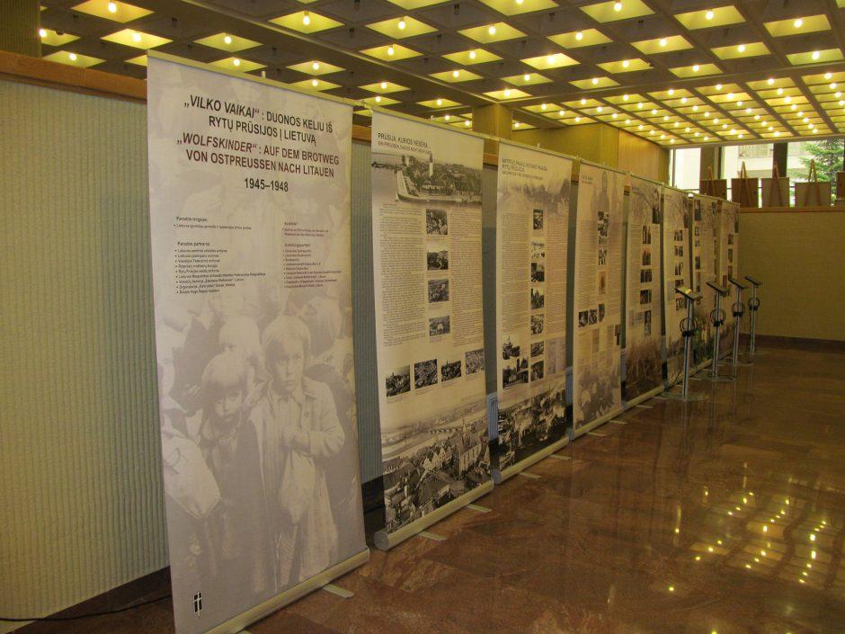Mažosios Lietuvos istorijos muziejuje – paroda