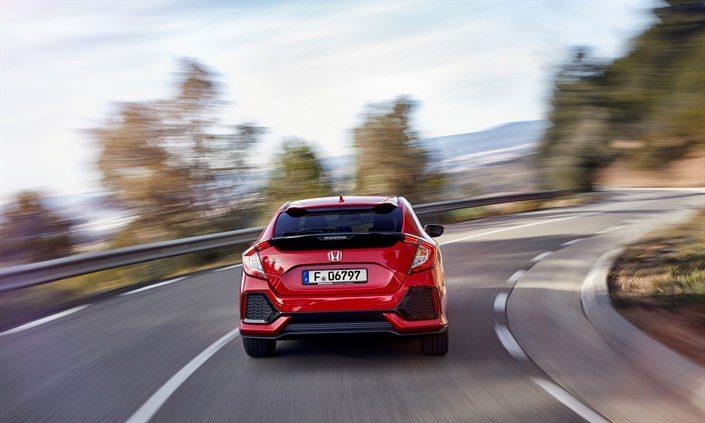"""Naujasis """"Honda Civic"""" debiutuoja Lietuvoje"""
