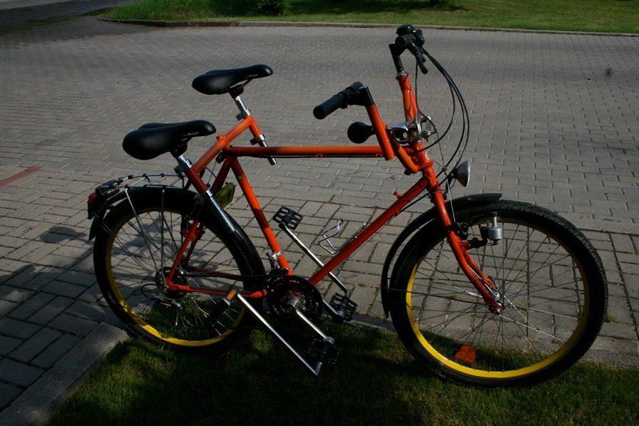 Gyvenimas ant dviejų ratų: originaliausio rinkimuose – naujai išrasti dviračiai
