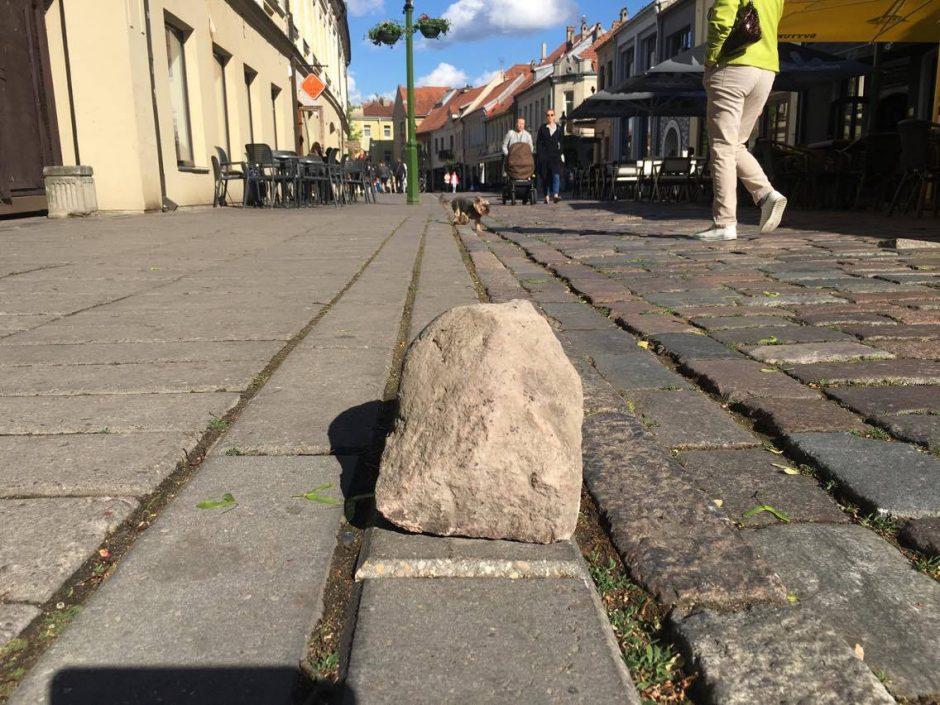 Kaunietis piktinasi: Kaunas tvarkosi, bet senamiestis pamirštas?
