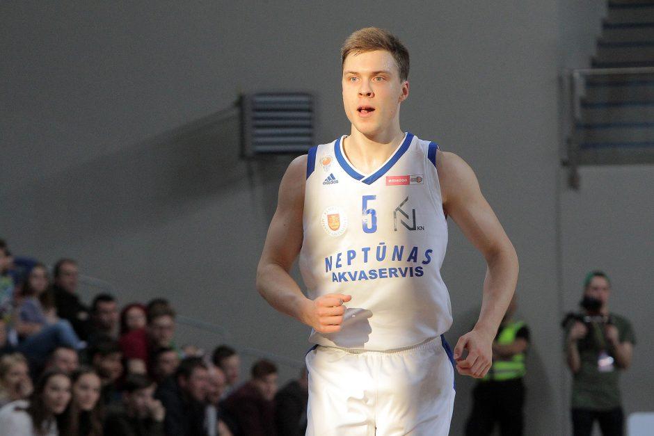 """NKL finalas: """"Neptūnas-Akv."""" – """"Žalgiris-2"""" 68:57"""
