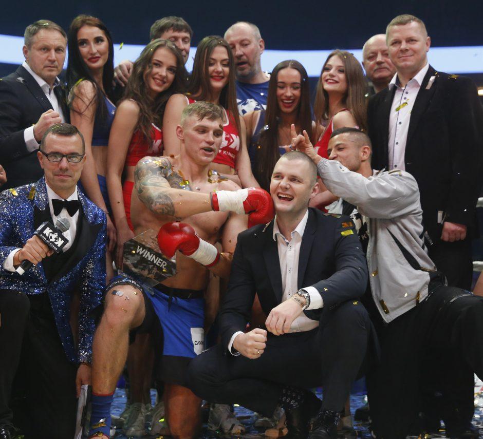 Bušido turnyras Vilniuje