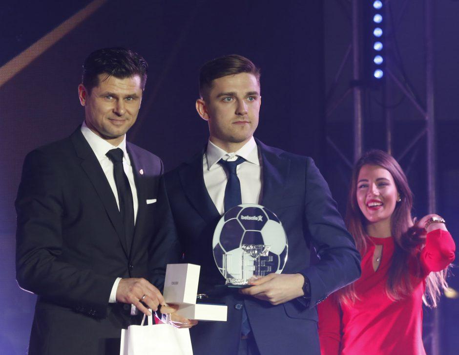 Geriausių futbolininkų ir trenerių apdovanojimai