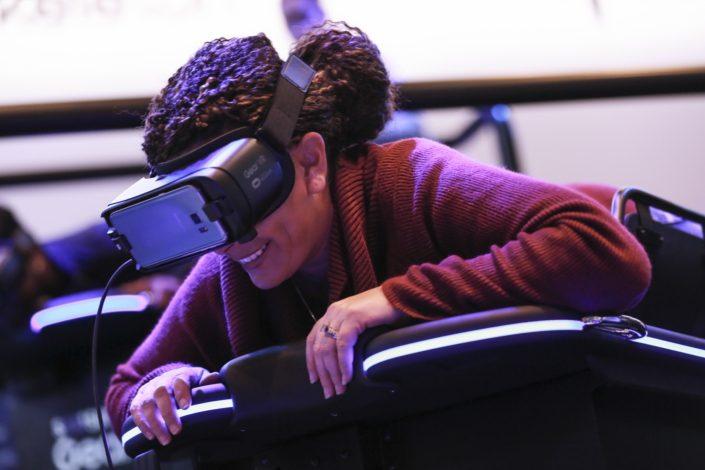 Robotai ir virtuali realybė – grėsmė mokytojams?