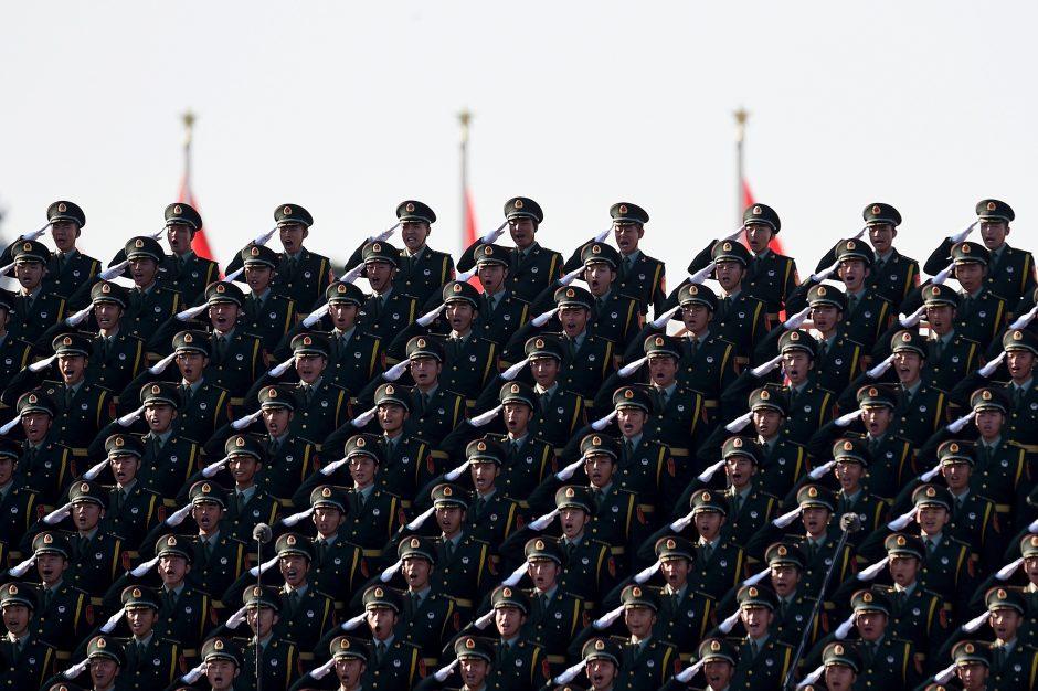 Kinija XX amžiaus karą su Japonija pailgino šešeriais metais