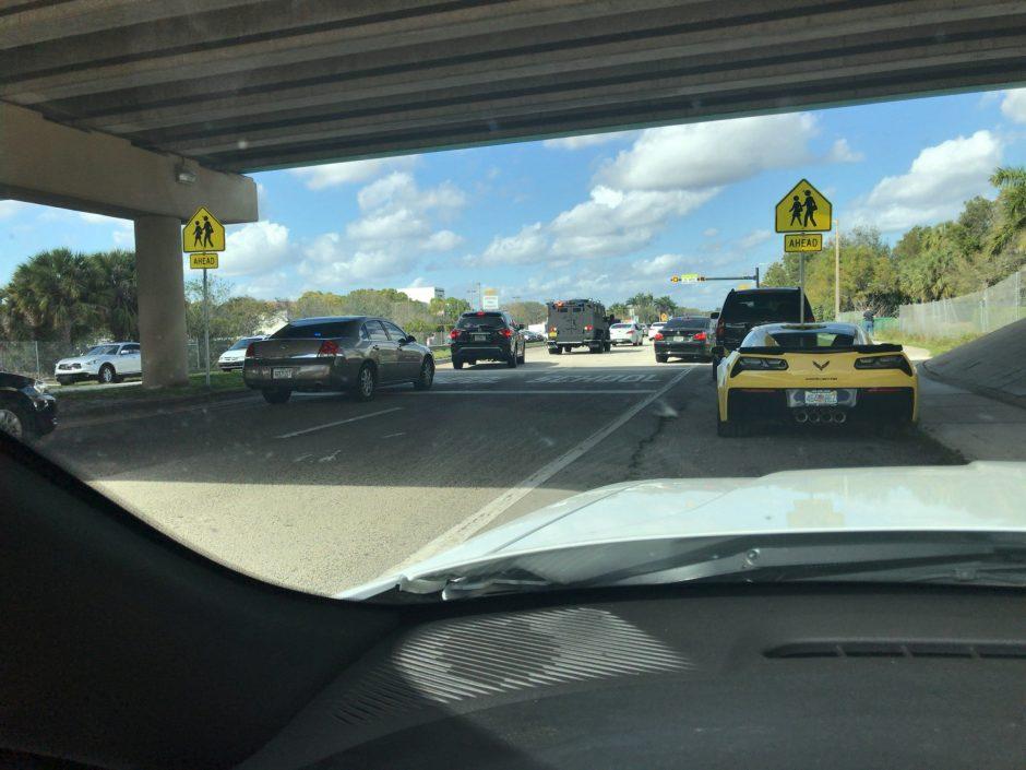 Šaudynės Floridos mokykloje