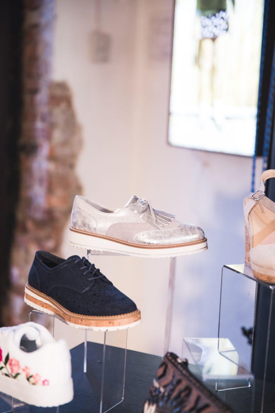 Monique: esu visiška batų maniakė
