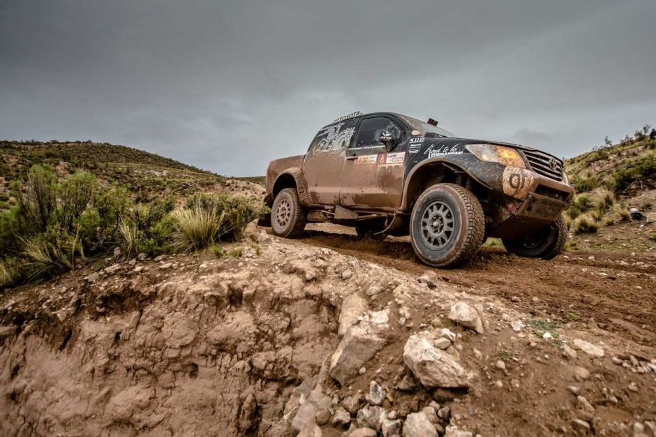 Pati geriausia Dakaro diena technikams