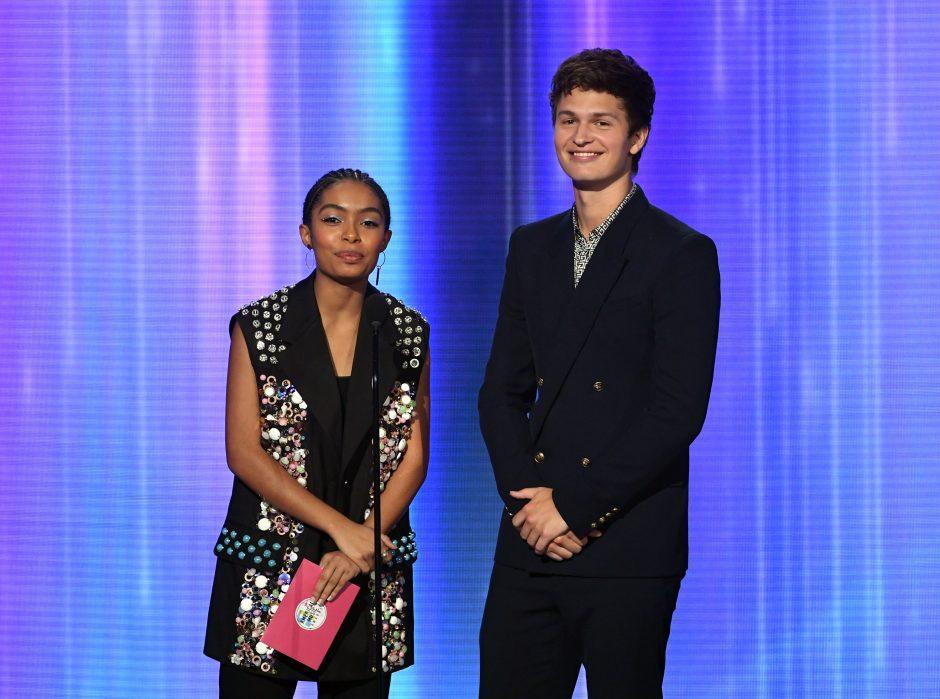 Amerikos muzikos apdovanojimai 2017