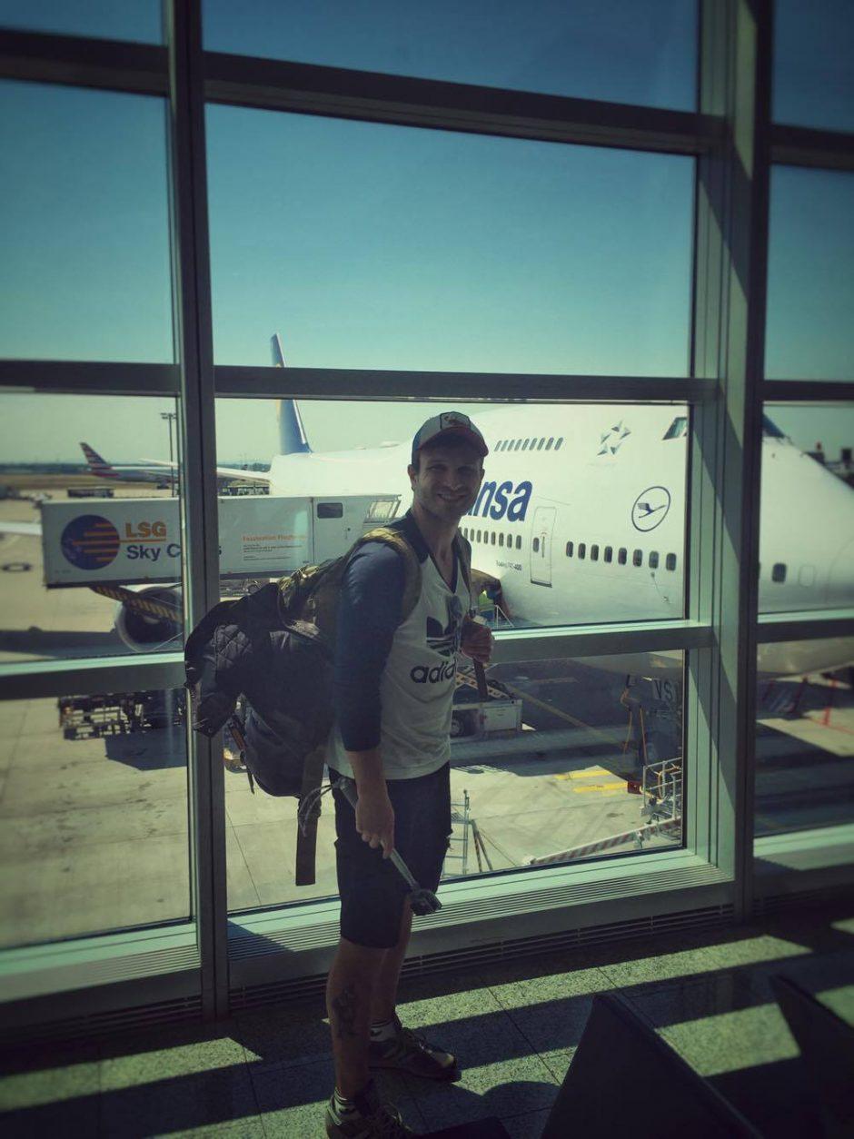 V. Baumila: Iš Indijos – į muzikinę kelionę