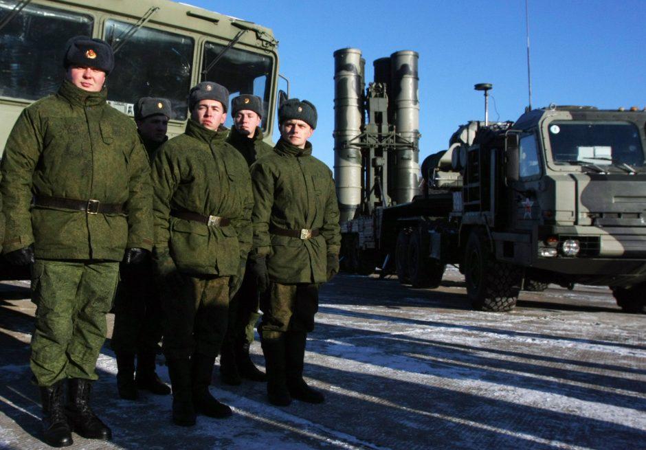 """""""Žvaigždžių karų"""" raketų sistemą Rusija planuoja dislokuoti nuo 2017-ųjų"""