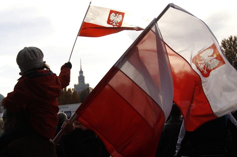 Lenkijai kyla abejonių dėl karinės intervencijos Sirijoje