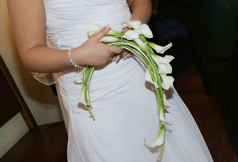 Kauno rotušėje susituokė rekordinis porų skaičius