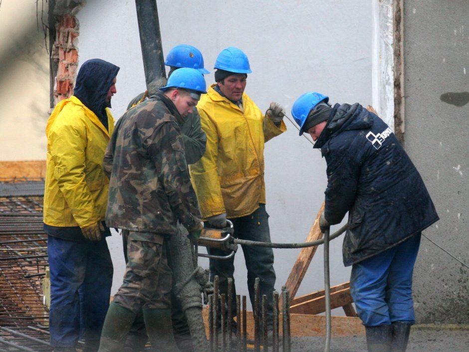 Ateityje valstybės parama renovuojamiems namams mažės