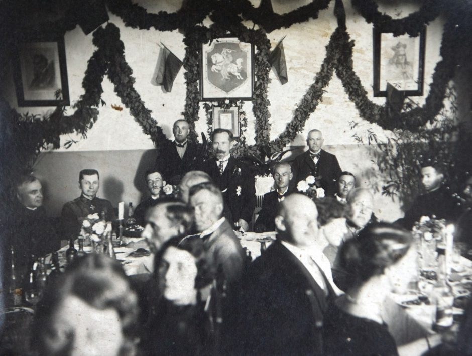 Istorijos puslapiai: kaip A. Smetona prezidentavo pasitraukęs iš Lietuvos