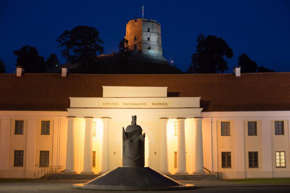 Lietuvos nacionaliniame muziejuje – žemaičių krikšto ženklai