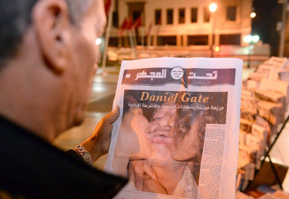 Ispanija sulaikė vaikų žagintoją, kuriam buvo suteikta malonė Maroke