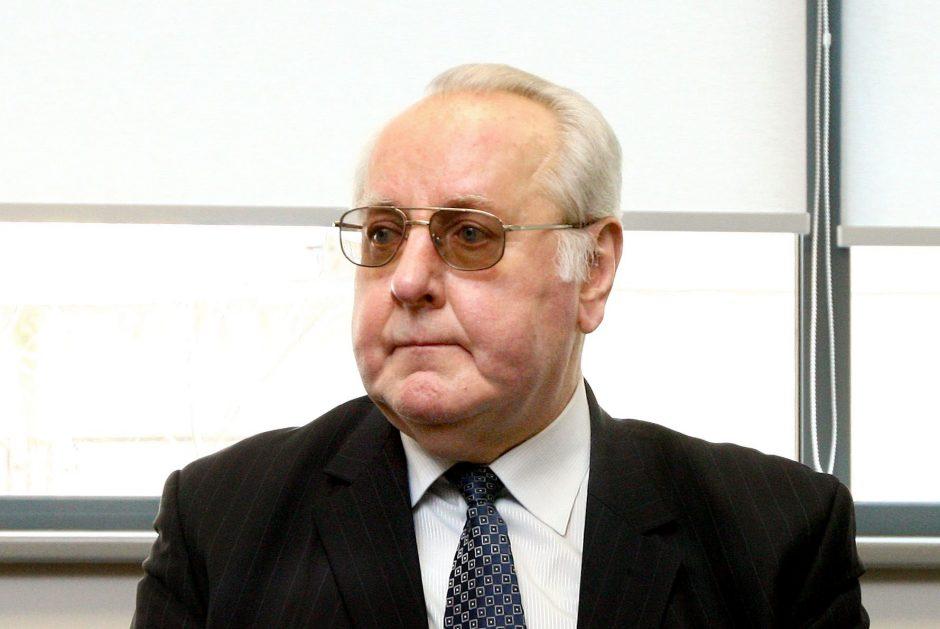 Teismas: buvęs teisėjas Z. Birštonas dėl įžeidimų nekaltas