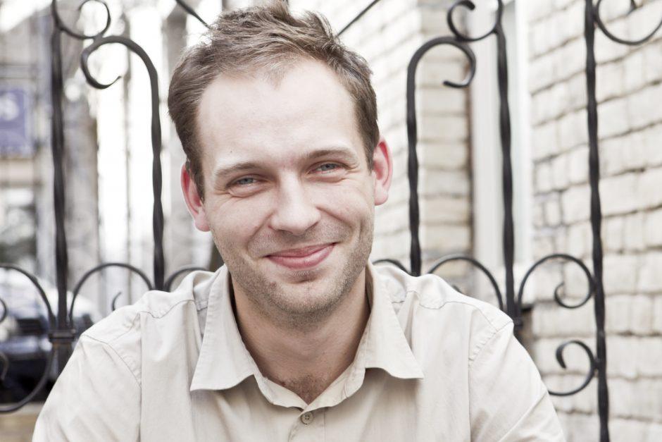 Vokietijoje studijavęs audiovizualinių menų režisierius: vilnietis yra kiekvienas, kuris Vilniuje gyvena