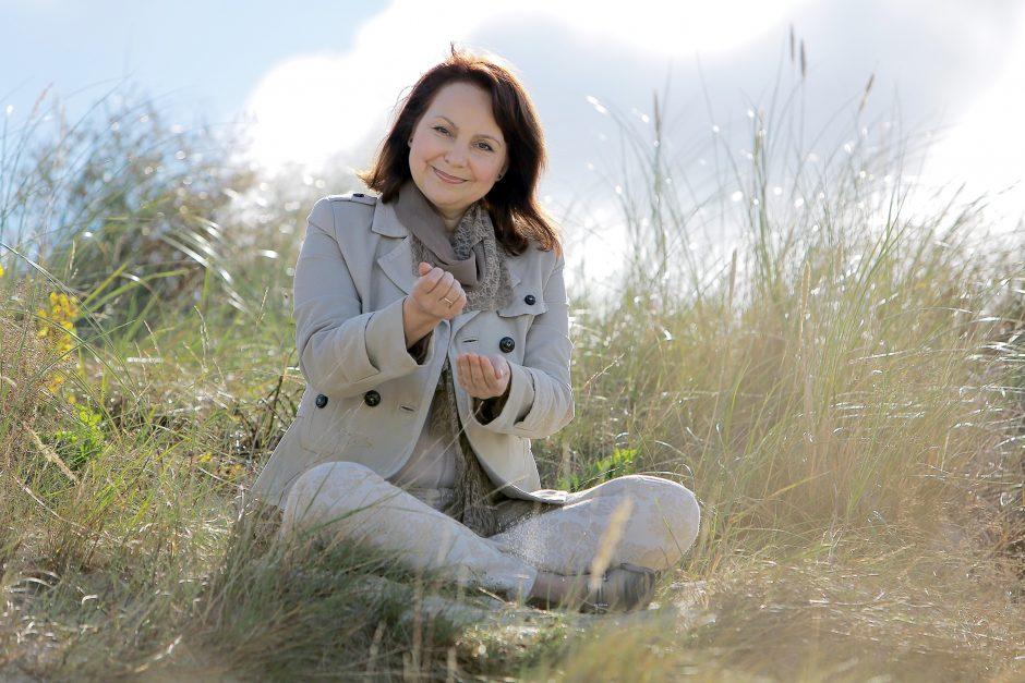 """Astrologė V. Liaugminienė: """"Laimės galima išmokti"""""""