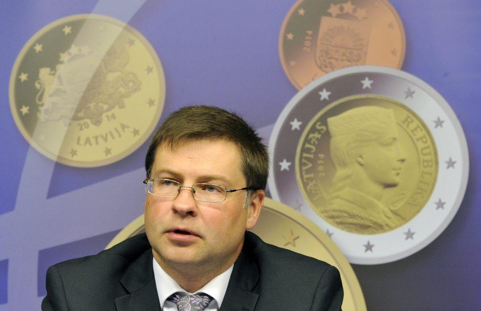 Latviškos euromonetos bus kaldinamos Vokietijoje