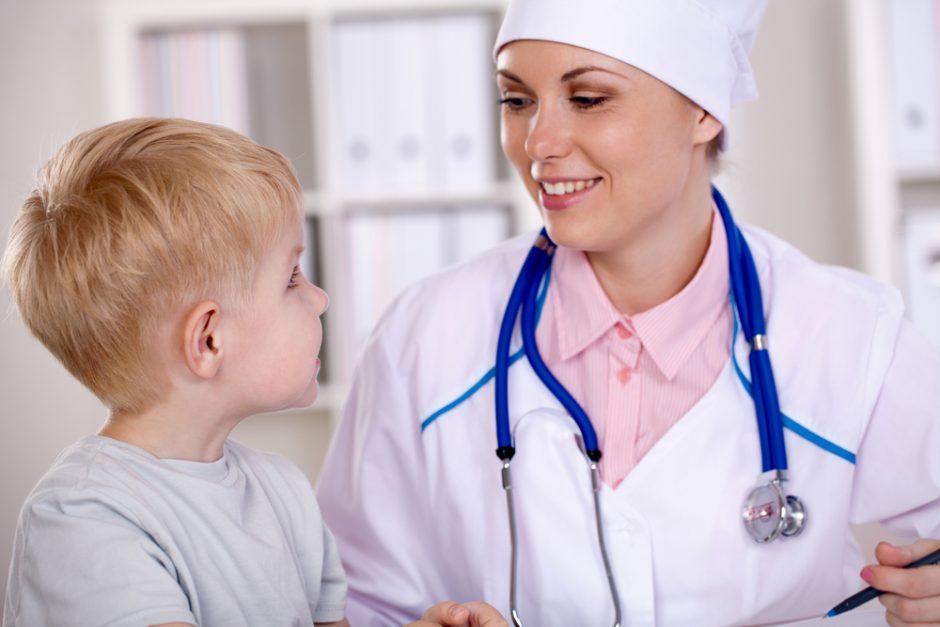 Reumatas kamuoja ir vaikus
