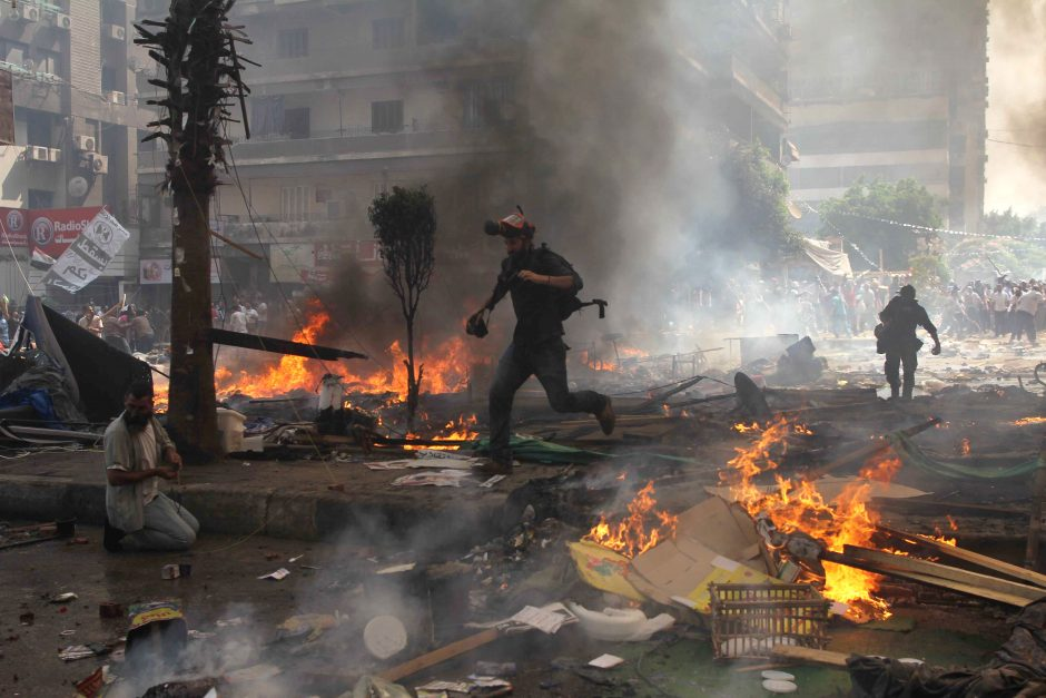 Kruviniausia diena Egipte – žuvo daugiau kaip 400 žmonių