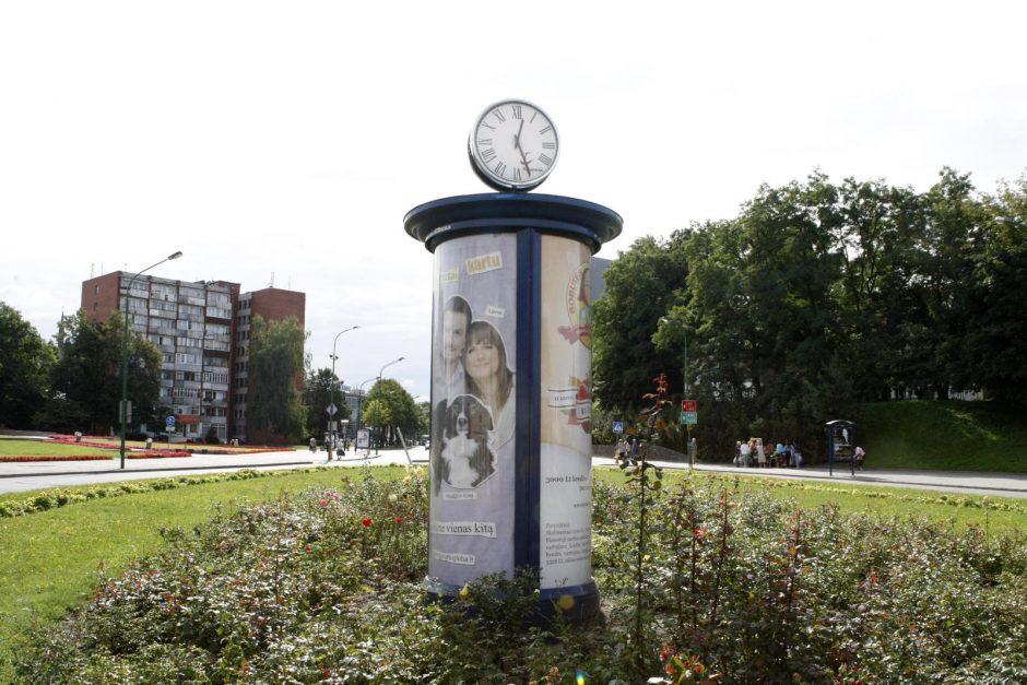 Laikrodis, kuris teisingai rodo tik du kartus per dieną
