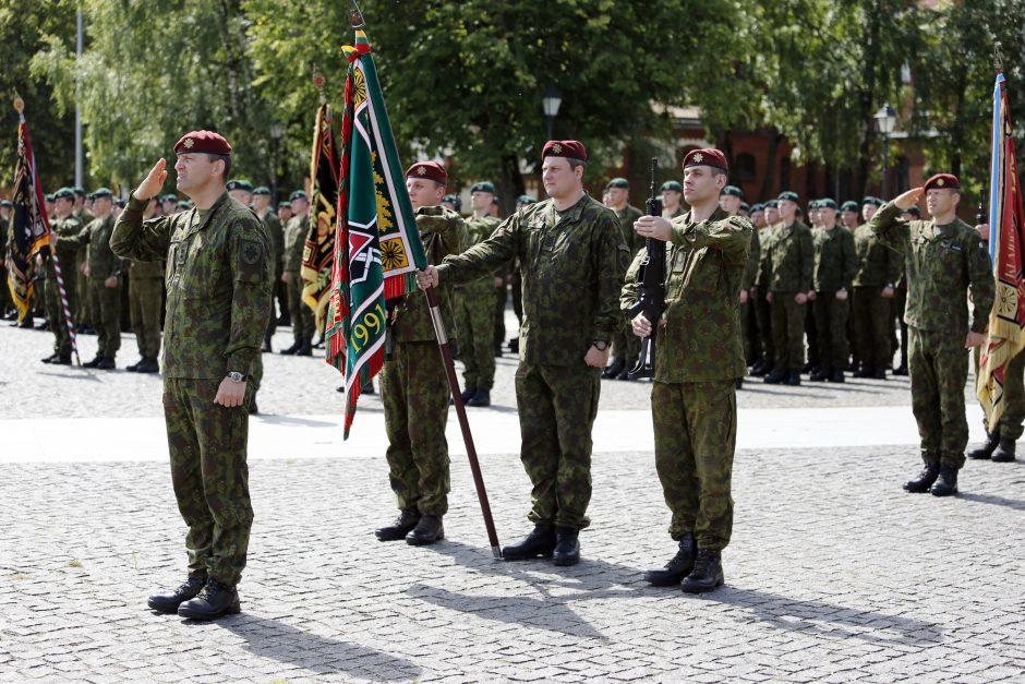 Lietuvos kariuomenės sausumos pajėgų diena