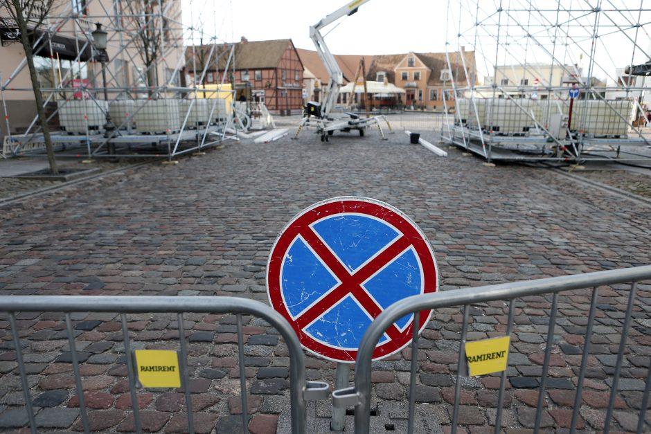 """Italų menininkai jau kuria """"Šimtmečių vartus"""""""