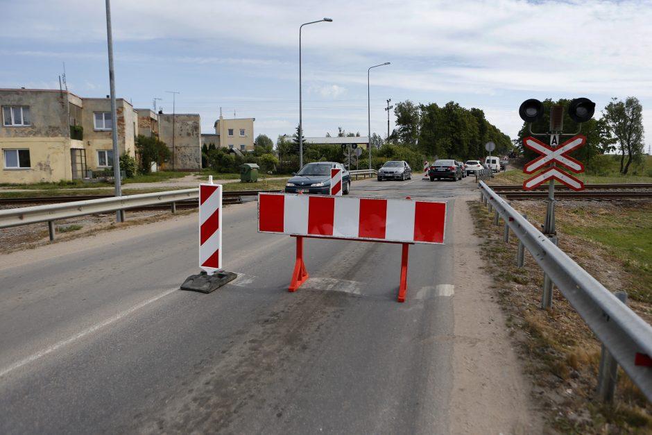 Klaipėdos miestui gresia paralyžius?