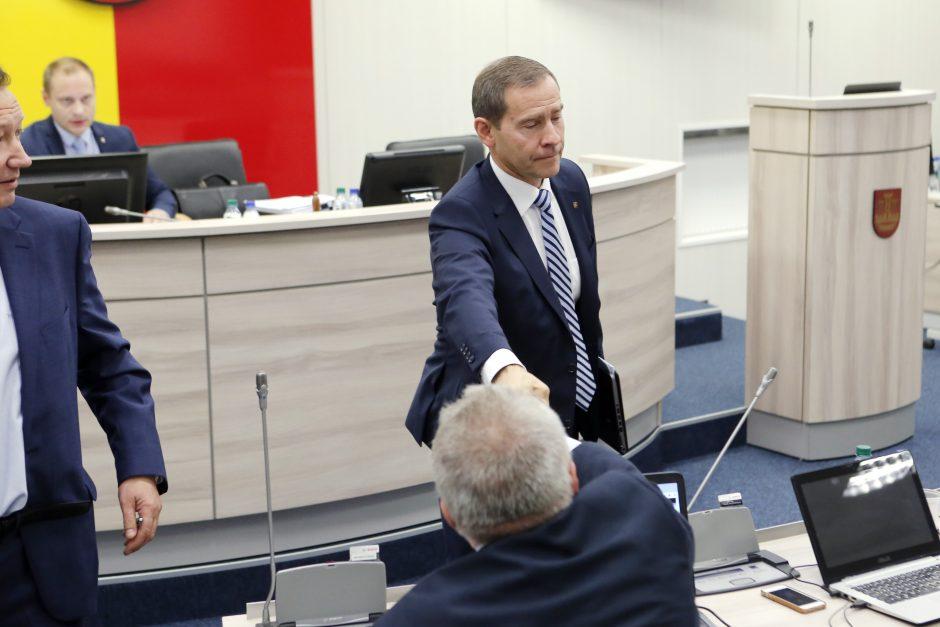 Tarybos posėdis 2017.09.14