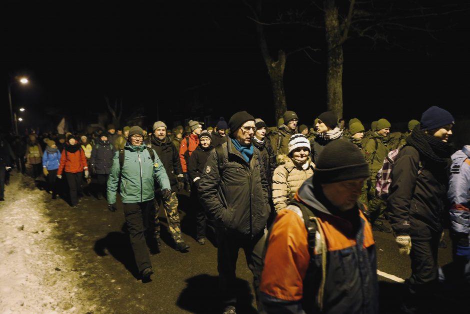 Žygis Klaipėdos sukilėlių takais