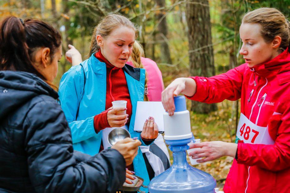 Klaipėdoje miško takais pasileido 17-ojo ekomaratono dalyviai