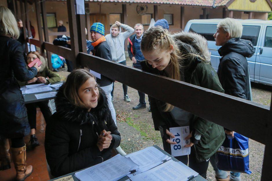 Gintarinė jūrmylė 2017