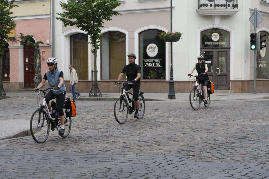 Klaipėdą atranda daugiau Lenkijos turistų
