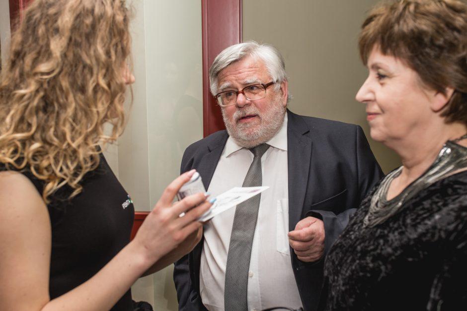 Metų klaipėdietė – L. Laurinavičienė
