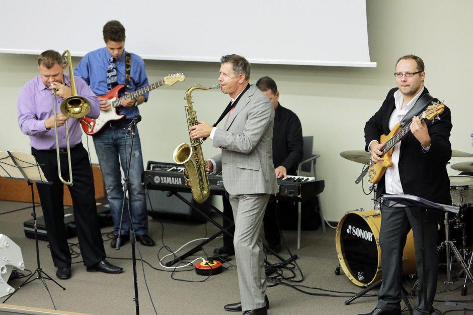 Klaipėdos universitetas pasveikino studentus