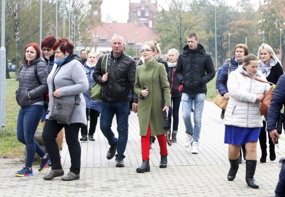 Spalio 12-oji Klaipėdos diena