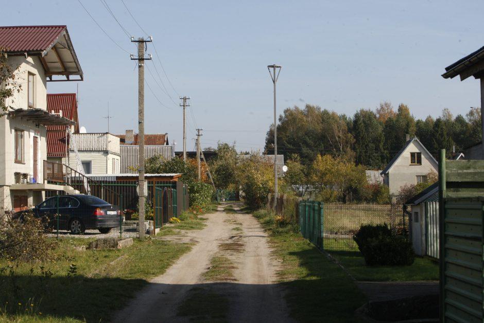 Gyventojai pasipiktinę: sodams gresia likvidacija?
