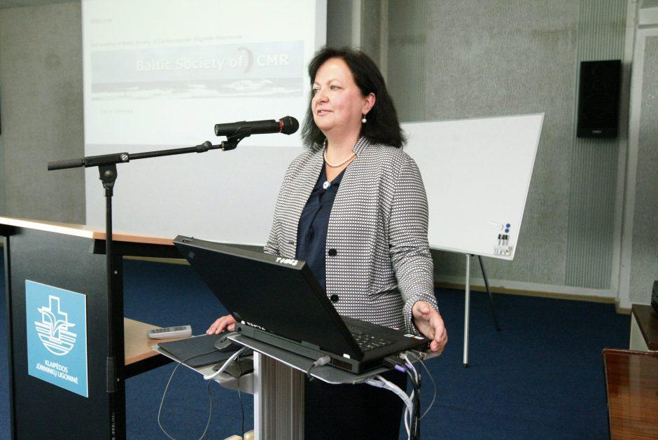 Klaipėdos jūrininkų ligoninėje – apie pažangiausius širdies tyrimus