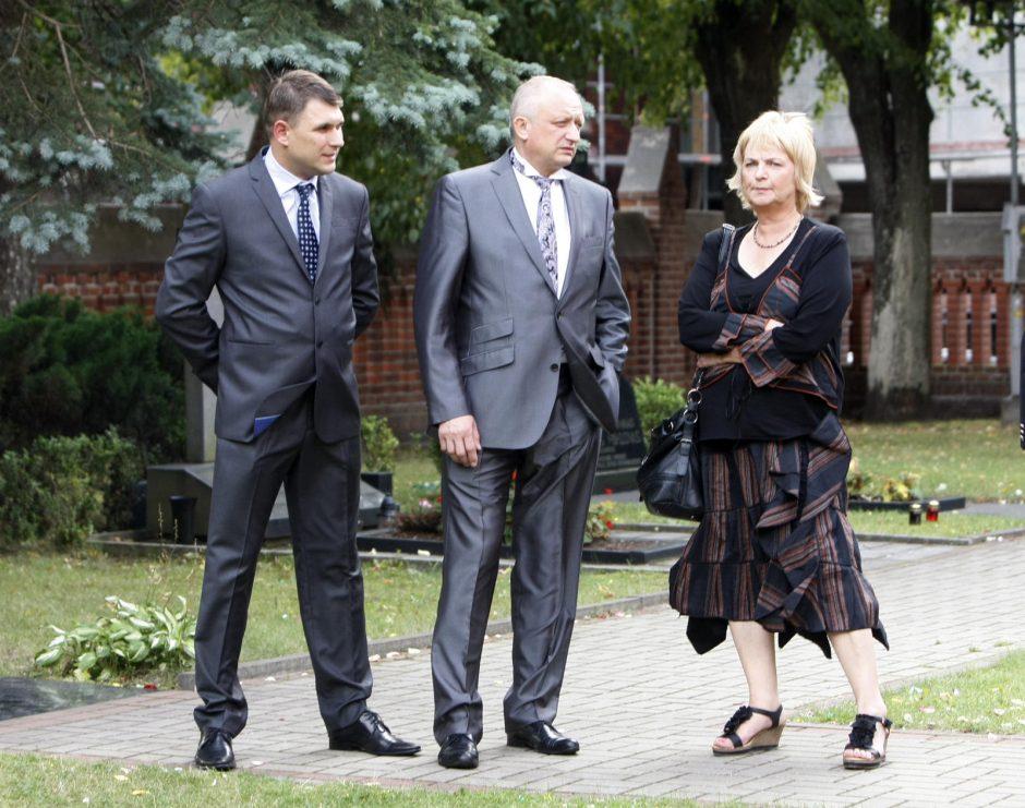B.Petrikytė: esu labai laiminga, kad Andželika pagaliau sutiko savo žmogų