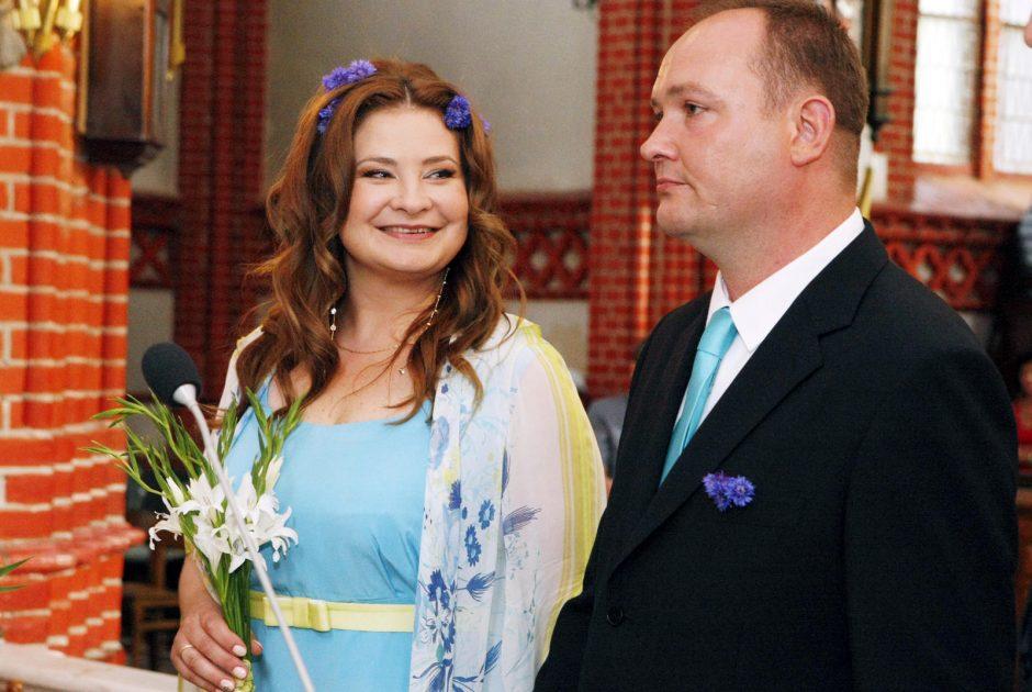 Andželikos Petrikytės vestuvės