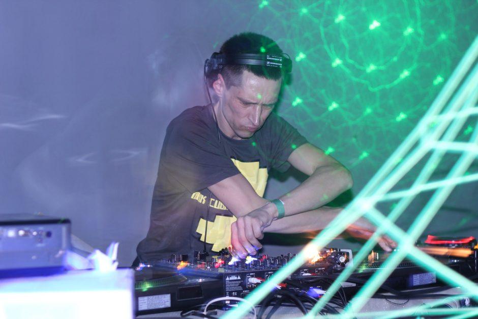 DJ Saga: Lietuva per maža mano muzikiniams projektams