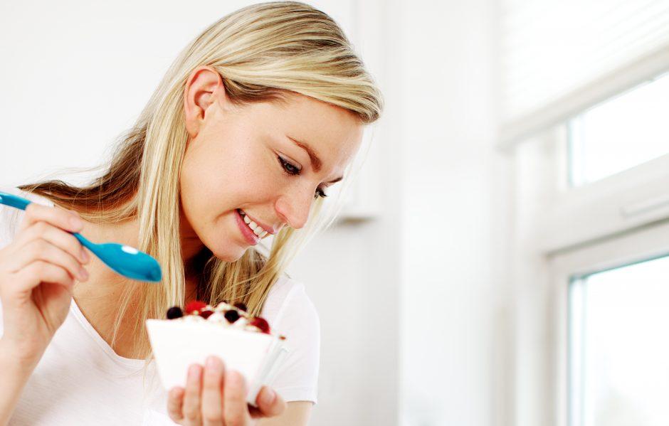 Mokslininkai: jogurtas gerina mąstymą