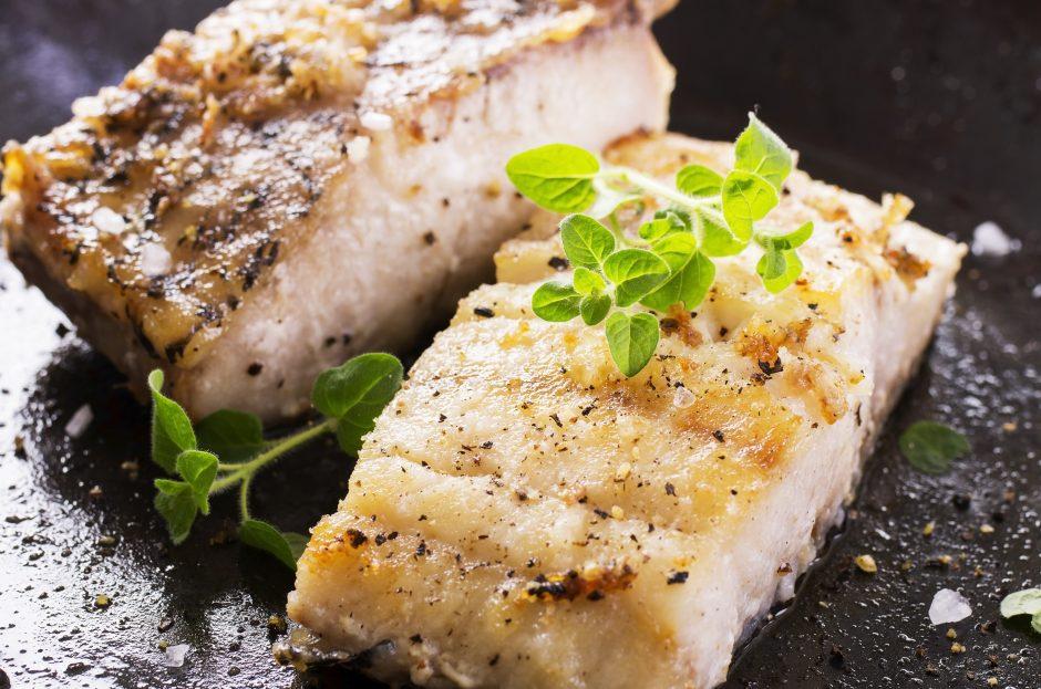 Jūros žuvis apsaugo nuo krūties vėžio