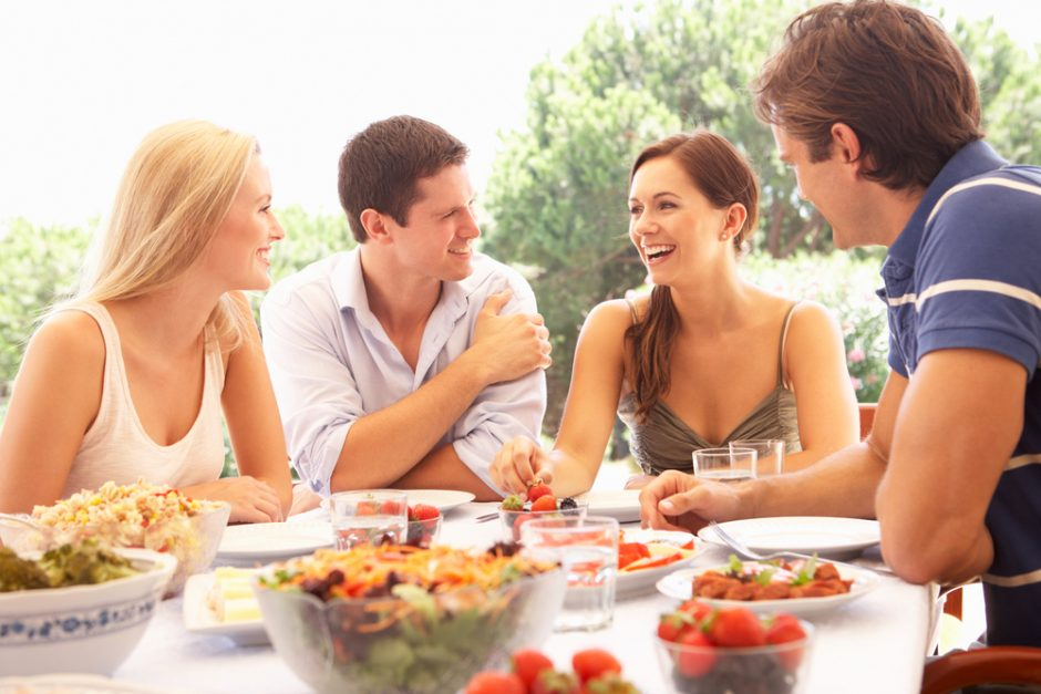 Saiko jausmas prie stalo dažniausiai pamirštamas didžiųjų švenčių metu